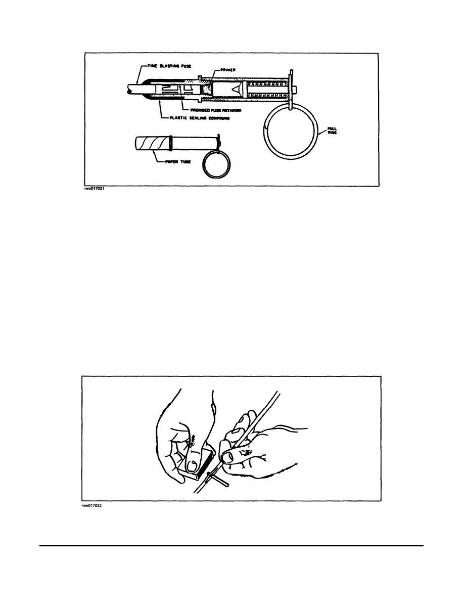 Figure 1-17  M2 weatherproof fuse igniter